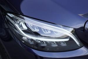 Mercedes-Benz C200 Avantgarde, LED Headlight, Malaysia 2018