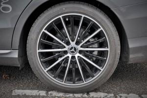 Mercedes-Benz C200 Avantgarde, 18 Inch Alloy Wheel, Malaysia 2018