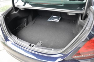 Mercedes-Benz C200 Avantgarde, C-Class Launch, Boot Space, Malaysia 2018