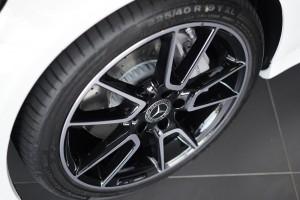 Mercedes-Benz C300 AMG, 19 Inch Alloy Wheel, Malaysia 2018
