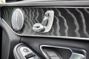 Mercedes-Benz C300 AMG, Door Card, Burmester Sound System, Malaysia 2018