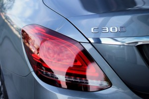 Mercedes-Benz C300 AMG, LED Tail Light, C-Class Launch, Malaysia 2018