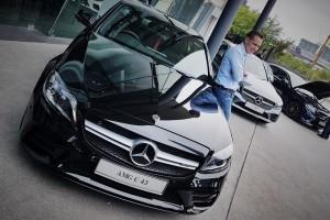 Mercedes-AMG C43, C-Class Facelift, Malaysia Launch, Mark Raine