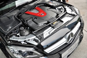 Mercedes-AMG C43, 3.0L V6 Biturbo Engine, W205, Facelift, Malaysia 2018