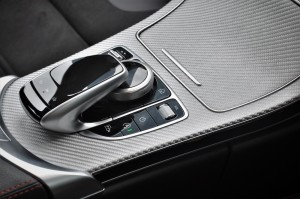 Mercedes-AMG C43, Centre Console, Touchpad, Control Dial, W205, Malaysia 2018
