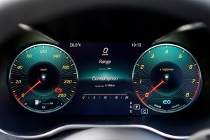 Mercedes-Benz C200 Coupe AMG Line, C205 Facelift, Digital Instrument Cluster, Malaysia Launch 2018