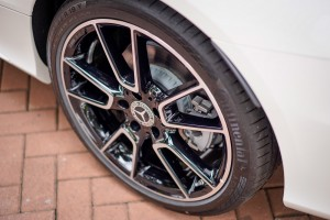 Mercedes-Benz C300 Coupe AMG Line, C205 Facelift, 19 Inch AMG Wheel, Malaysia