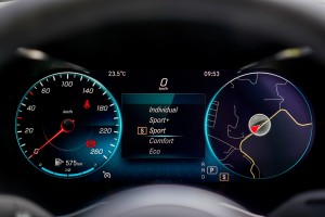 Mercedes-Benz C300 Coupe AMG Line, C205, Digital Instrument Display, Navigation, Sport Mode, Malaysia 2018