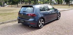 VW GTi Rear 3Q View
