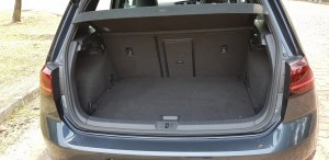 Volkswagen Golf GTi 7.5 Boot Space, Malaysia