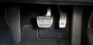 Volkswagen Golf GTi aluminium pedals, Malaysia