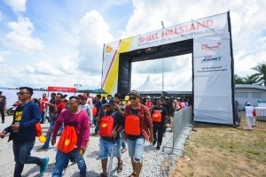 Shell Malaysia MotoGP 2018, Shell Hillstand, Sepang International Circuit