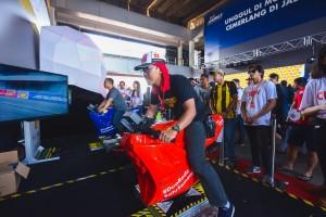 Shell Malaysia Motorcycle Grand Prix, MotoGP 2018, Bike Simulator, Welcome Centre, Sepang International Circuit