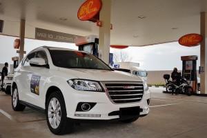 BHPetrol New Revolutionized Infiniti Petrol Road Trip, Kuala Lumpur - Hat Yai, 2018, Haval H2, BHPetrol Sungai Dua