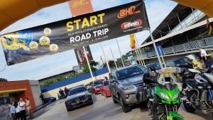 BHPetrol New Revolutionized Infiniti Petrol Road Trip, Kuala Lumpur - Hat Yai, Car Clubs, Bike Clubs, Malaysia 2018