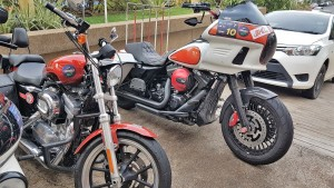 BHPetrol New Revolutionized Infiniti Petrol Road Trip 2018, Hat Yai, Harley Davidson