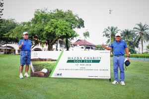 Bermaz Motor, Mazda Charity Golf Tournament, Mazda Medicare Fund 2018