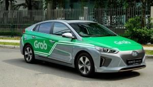 Hyundai Motor Group - Grab EV, Hyundai, Kia