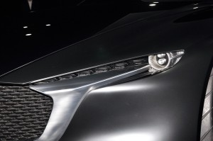 Mazda Vision Coupe_Headlight_Mazda ASEAN Design Forum 2018_Thailand