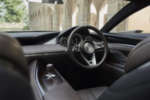 Mazda Vision Coupe_Interior_Steering Wheel