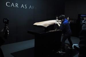 Mazda ASEAN Design Forum 2018_Clay Modeling_Car As Art_Thailand