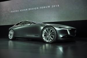 Mazda Vision Coupe_Mazda ASEAN Design Forum_Thailand 2018