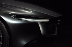 Mazda Vision Coupe Concept_Front_Mazda ASEAN Design Forum 2018_Thailand
