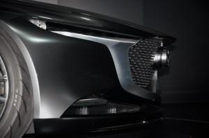 Mazda Vision Coupe_Nose_Mazda ASEAN Design Forum 2018_Thailand