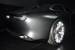 Mazda Vision Coupe Concept_Rear_Mazda ASEAN Design Forum 2018_Thailand