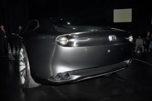 Mazda Vision Coupe_Rear_Mazda ASEAN Design Forum 2018_Thailand