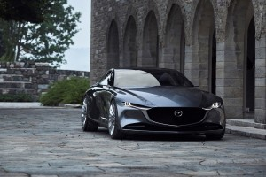 Mazda Vision Coupe Concept_Outdoors