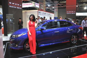 Toyota Vios 1.5 Preview, KLIMS 2018