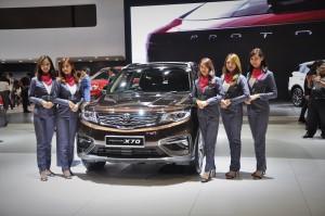 Proton X70_Kuala Lumpur International Motor Show 2018_Preview_Malaysia