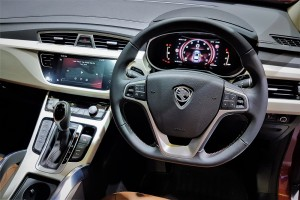 Proton X70_Steering Wheel_Malaysia Preview_2018
