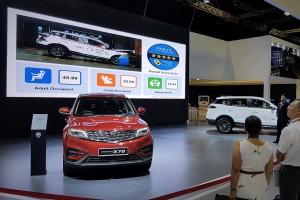 Proton X70_SUV_ASEAN NCAP Score_Malaysia Preview 2018