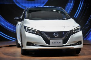 Nissan Leaf_Electric Vehicle_KLIMS 2018_Edaran Tan Chong Motor_Malaysia