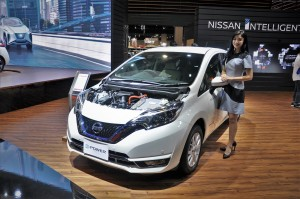 Nissan e-POWER_Nissan Intelligent Mobility_KLIMS 2018_Malaysia