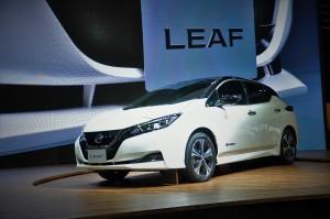 Nissan LEAF EV_KLIMS 2018_Malaysia