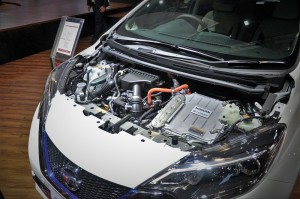 Nissan Note_e-POWER_Nissan Intelligent Mobility_KLIMS 2018_Malaysia