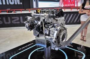 Isuzu_BluePower 1.9L_Turbo Diesel_KLIMS 2018_Malaysia