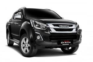 Isuzu Malaysia_Titanium Package_Chrome_Headlamp_Bumper