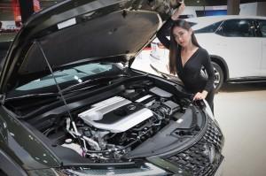 Lexus UX_Engine_KLIMS 2018_Malaysia