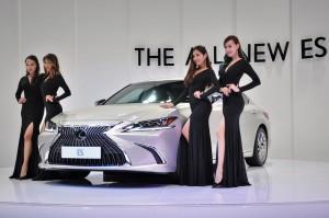 Lexus ES_Display_KLIMS 2018_Malaysia