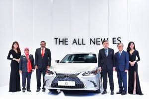Lexus ES Display_YB Anthony Loke_KLIMS 2018_Malaysia