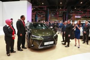 Lexus UX_YB Anthony Loke_KLIMS 2018_Malaysia