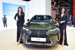 Photo 3 - Lexus UX_KLIMS 2018_Malaysia