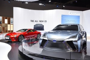 Photo 5 - Lexus LS+ _ LC500 - KLIMS 2018_Malaysia
