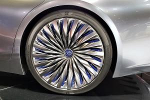 Lexus LS+ Concept_Wheel Design_KLIMS 2018_Malaysia