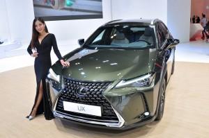 Lexus UX_Display_KLIMS 2018_Malaysia