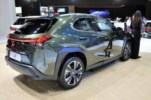 Lexus UX_Rear_KLIMS 2018_Malaysia